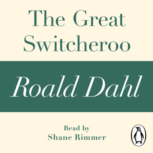The Great Switcheroo audiobook cover art