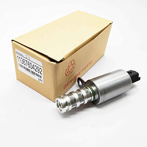 YUXIwang Válvula 11367604292 Válvula Variable Solenoide Vanos de Control de la válvula para Citroen Peugeot 1.6 THP V758776080 11367587760 11368610388