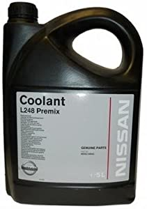 Genuine Nissan L248 Premix Engine Coolant Antifreeze KE902-99945