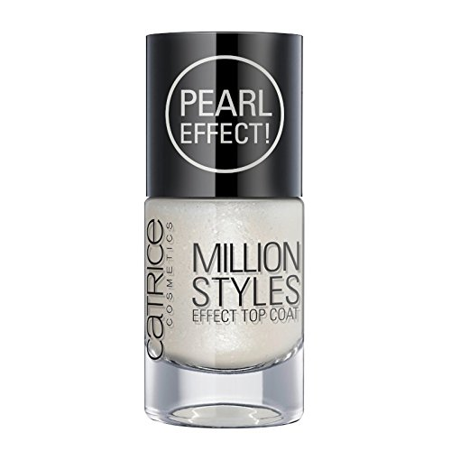 Catrice Million styles Effect Top coat de couleur n°06 Mysterious Mother of Pearl, 10 ml, 0.33 fl.oz
