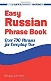 Easy Russian Phrase Book NEW EDITION (Dover Books on Language)