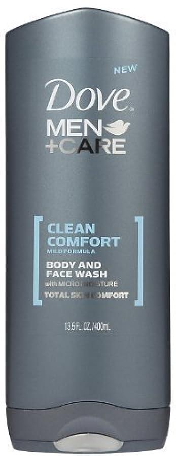 退院経歴シンジケートDove Men +Care Body and Face Wash - Ultra Rich Velvet - 13.5 oz by Dove [並行輸入品]