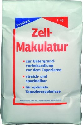 Baufan Zellmakulatur Zell-Makulatur 3kg