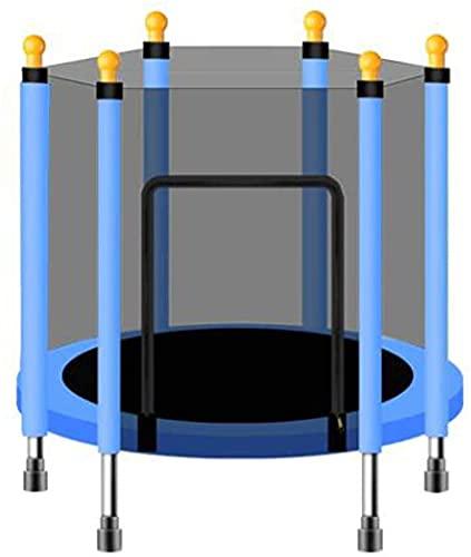 MUZIDP Entrenamiento de Aptitud Plegable Rebañador de trampolín Trampolín para el hogar de los niños  con Net Protective Net Toy Toy Toy Trampoline  Deportes Adultos Fitness trampolín (Color : #6)