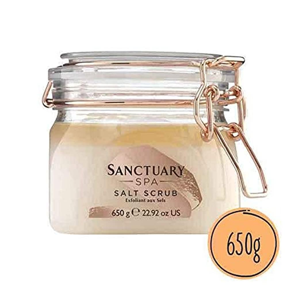 [Sanctuary Spa ] 聖域スパ古典的なソルトスクラブの650ミリリットル - Sanctuary Spa Classic Salt Scrub 650ml [並行輸入品]