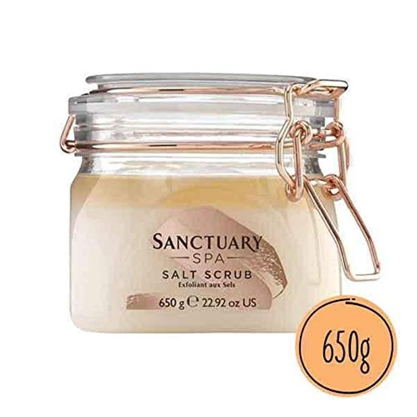クラブ赤外線つば[Sanctuary Spa ] 聖域スパ古典的なソルトスクラブの650ミリリットル - Sanctuary Spa Classic Salt Scrub 650ml [並行輸入品]