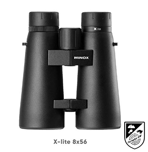 Minox 80407329 Fernglas Xlite 8x56 Neuheit Ansitz und Dämmerungsglas