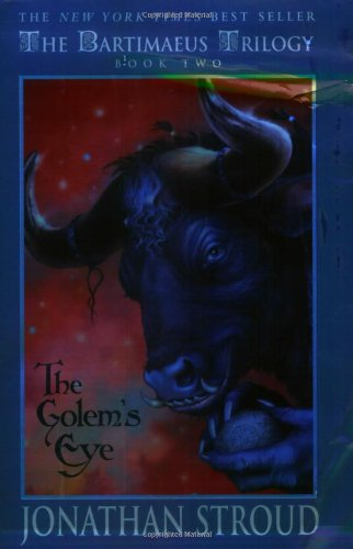 Bartimaeus Trilogy, Book Two the Golem's Eye: 02