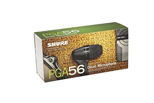 シュアー SHURE PGA56-LC ダイナミック型マイクロホン 付属ケーブルなし) ワイヤレスマイク