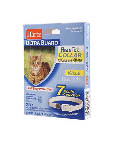 Hartz Ultraguard Flea & Tick Collar for Cats & Kittens