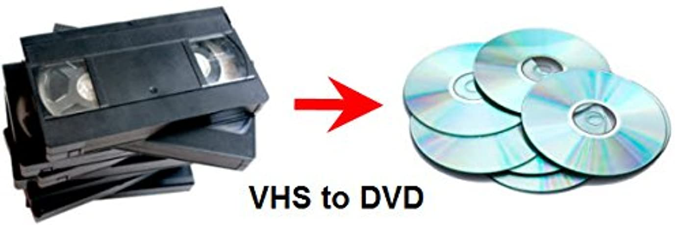 Video Tape Transfer Service (VHS to DVD) - NYC Audio Video Conversions