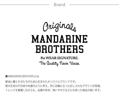 MANDARINEBROTHERS(マンダリンブラザーズ)『BRIXTONCARRYBACKPACK』