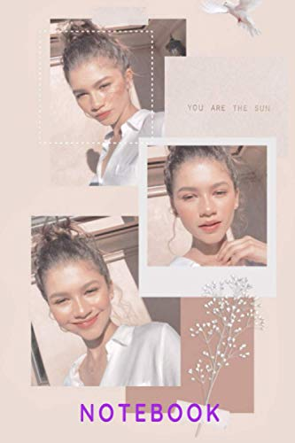 Zendaya : Notebook and Journal Perfect for Birthday gifts an