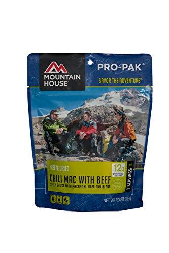 Mountain House Chili Mac with Beef Pro-Pak