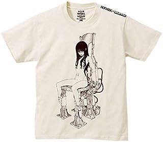 (シシュンキマーブル)思春期マーブル みかんRホットミルクコラボ「チェア」Tシャツ