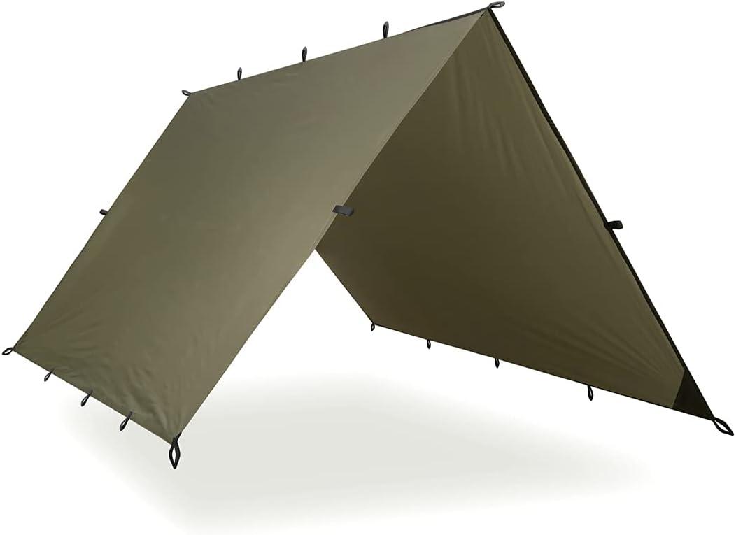 Aqua Quest Safari 55% OFF Tarp Luxury - Bu 100% SilNylon Waterproof Lightweight