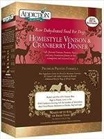 ホームスタイル ベニソン&クランベリーディナー グレインフリードッグフード 113g×12袋
