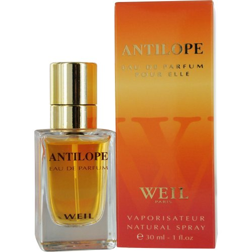 Weil Antilope Eau De Parfum Spray for Women, 1 Ounce by Weil