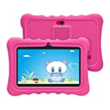 HXY Tablet for Children with WiFi Bluetooth 7 inch Tablet 1024x600 for Children
