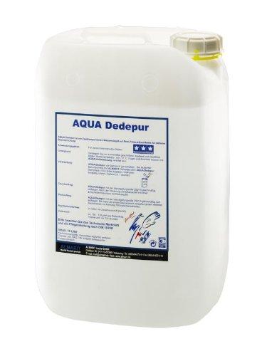 Preisvergleich Produktbild Almarit Aqua Dedepur halbmatt,  11 Liter inkl. Härter 10:1