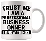 DKISEE Boss Mug Manager Leader Cup – Business Owner Ufficio Poster Professionale Idea Regalo per Boss Tazze 311,8 g