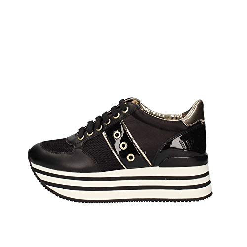Lumberjack SW58105-001 Sneakers Donna Black 39