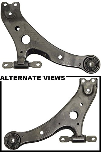 APDTY 631513 Control Arm Assembly With New Bushings Front Right Passenger Lower Replaces 48068-06070, 48068-06080, 4806806100, 4806806150, 4806806160, 480680E010, 48068-28120, 48068-33050