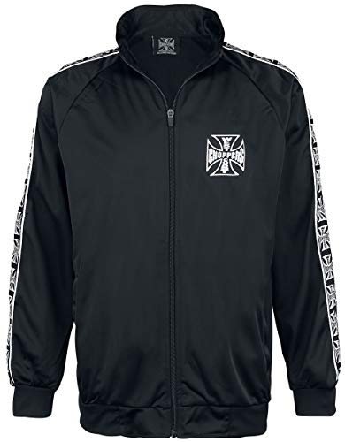 WEST COAST CHOPPERS OG Tracksuit Jacket Trainingsjacke schwarz L