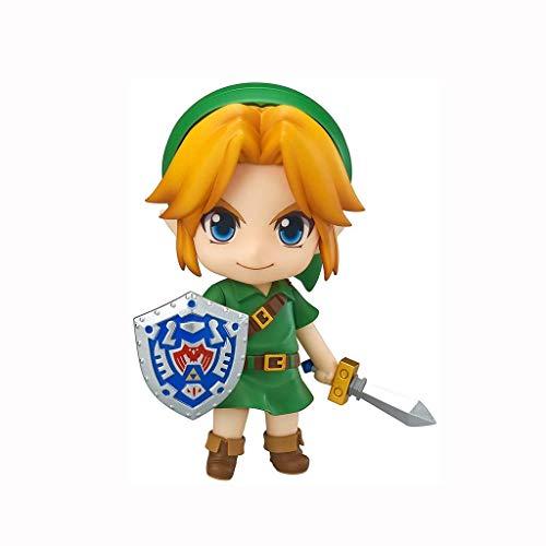 WZX Die Legende von Zelda: Majoras Maske 3D-Actionfigur