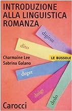 Permalink to Introduzione alla linguistica romanza PDF