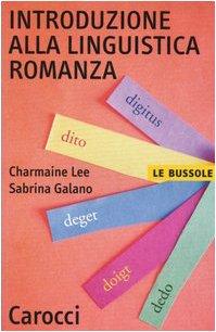 Introduzione alla linguistica romanza