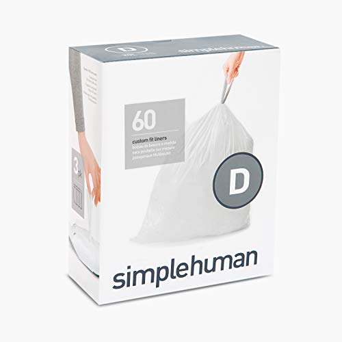 bolsa basura 20l fabricante simplehuman