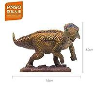 PNSO 48種類 スピノサウルス ティラノサウルス・レックス トリケラトプス 翼竜 小さめ 恐竜 リアル フィギュア PVC プラモデル キッズ 大人のおもちゃ 模型 プレゼント オリジナル 塗装済 完成品 インテリア 置物