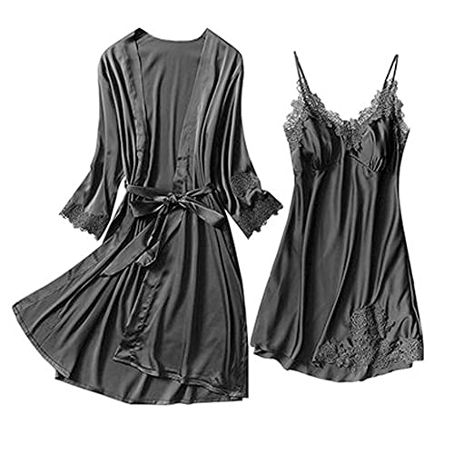 Alien Storehouse Pijama Sexy para Mujer, Ropa de Dormir de Verano, Gran Regalo para Madre, Hija, Esposa, Novia, Amiga cercana, A22