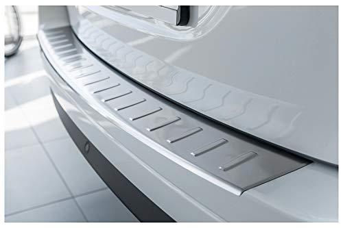 tuning-art 936 Edelstahl Ladekantenschutz für Dacia Logan MCV 2 2013-5 Jahre Garantie