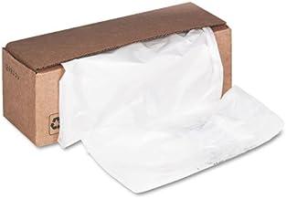 $40 » Shredder Waste Bags, 32-38 gal Capacity, 50/Carton