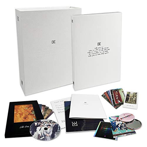 BTS DELUXE EDITION ALBUM - [ BE / Limited ver. ] CD + Photo Book + Making Book +...