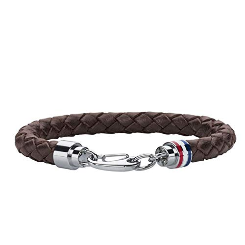 Tommy Hilfiger jewelry Herren Armband Edelstahl Emaille 220.0 mm 2700530