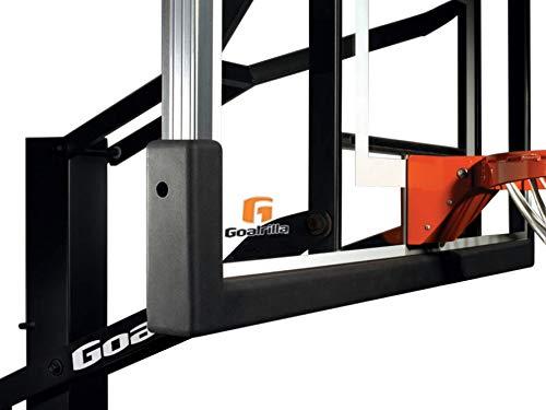 "Goalrilla Universal Pro-Style Basketball Backboard Padding Fits All 54"", 60"", and 72"" Goalrilla Basketball Systems"