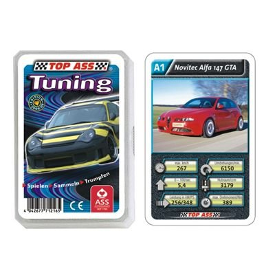 ASS Altenburger Spielkarten 71216 - Top Ass Tuning