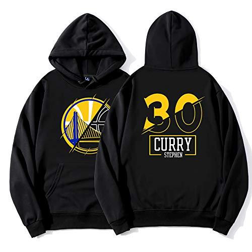 HYF Warriors Curry Thompson Sudadera con Capucha de Baloncesto para Hombres, Sudaderas Finas de Primavera y otoño