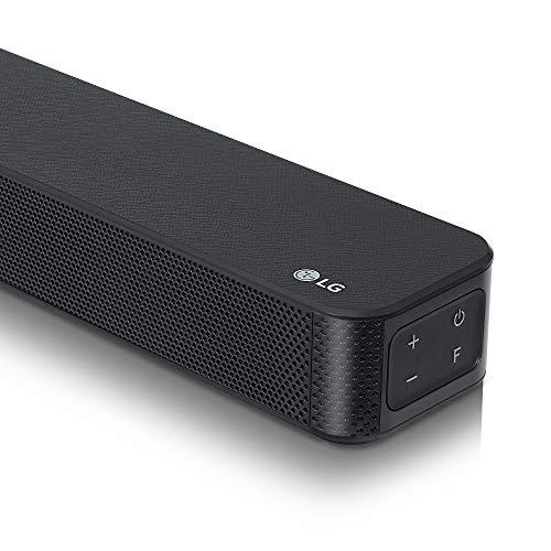 Product Image 4: LG SL5Y 2.1 Channel High Resolution Sound Bar w/ DTS Virtual:X, Black