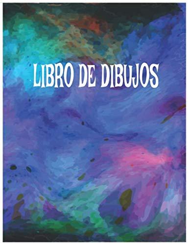 LIBRO DE DIBUJOS: 120  páginas con papel de calidad   Para adultos y niños   Un bonito regalo