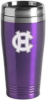 College of the Holy Cross - 16-ounce Travel Mug Tumbler - Purple