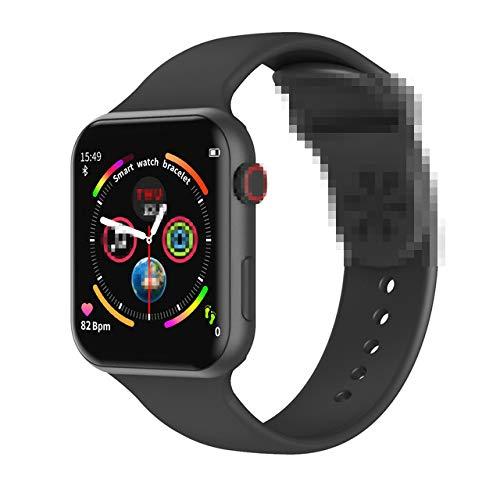 IWO 8 Lite Bluetooth-Anruf Smartwatch Herzfrequenz-EKG-Monitor W34 Smartwatch Geeignet für alle Smartphones,IWO 8 10 Band-3