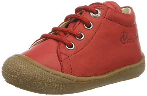 Naturino Unisex Baby Cocoon Gymnastikschuhe, Rot (Rosso 0h05), 23 EU