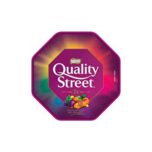 Quality Street Chocolates and Toffees Tub 629 g