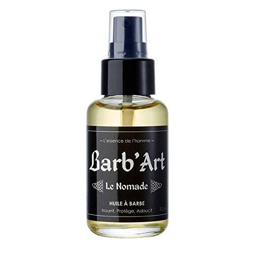 Barb'Art Huile à Barbe Nomade 50 ml 3700446439187
