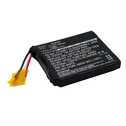 subtel Batería de Repuesto 361-00057-00,361-00057-01 Compatible con smartwatch Garmin Forerunner 910XT, 500mAh 361-00057-00,361-00057-01 Accu Battery Pack