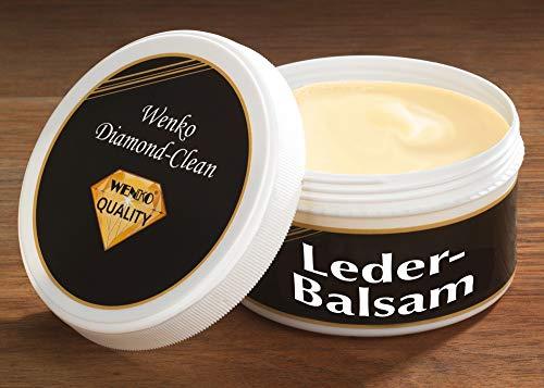 Wenko Diamond Clean Leder-Balsam, 250 g